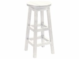 Recycled Plastic Bar Stool - Static