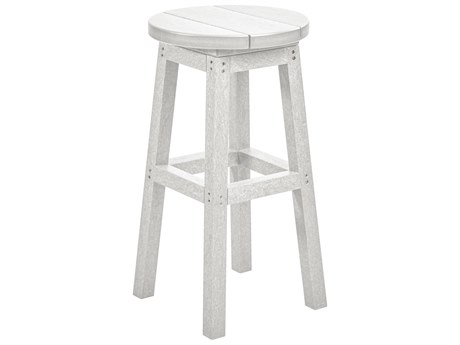 C.R. Plastic Generation Recycled Plastic Counter Stool