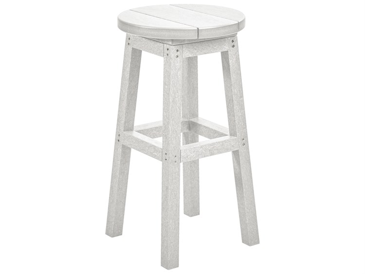 C.R. Plastic Generation Recycled Plastic Counter Stool PatioLiving