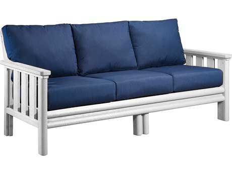 C.R. Plastic Stratford Recycled Plastic Sofa