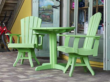 C.R. Plastic Generation Recycled Plastic Dining Set