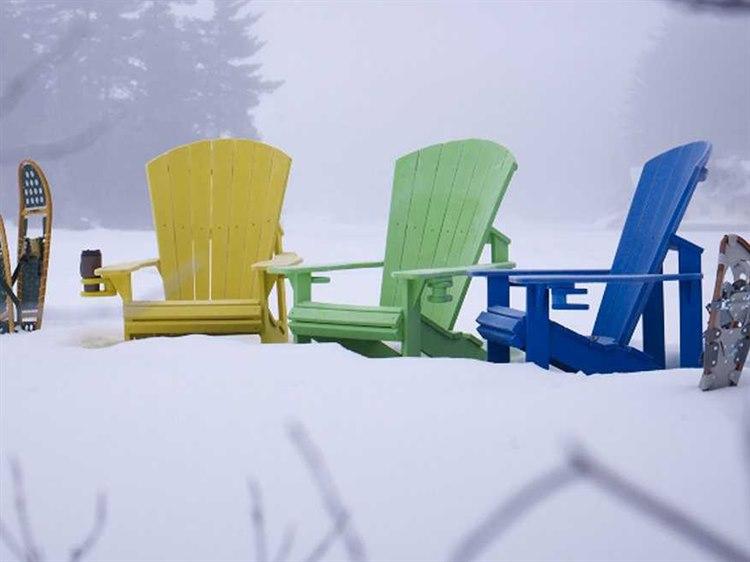 C.R. Plastic Generation Recycled Plastic Lounge Set PatioLiving