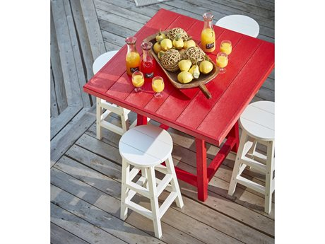 C.R. Plastic Generation Recycled Dining Set