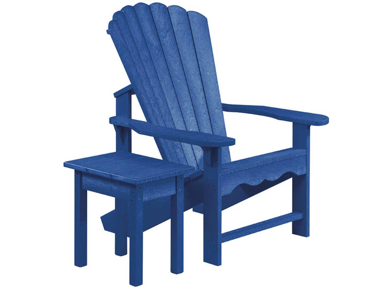 C R Plastic Generation Recycled Plastic Adirondack Chair