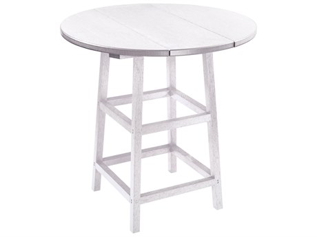 C.R. Plastic Generation 32 Round Table Top with 40 Bar Table Legs