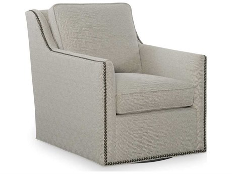 CR Laine Janson Swivel Accent Chair