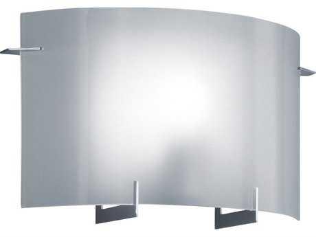 Carpyen Berta Polished Chrome 13'' Tall Large Wall Sconce