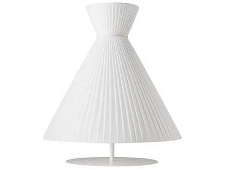 Carpyen Mandarina White 46.8'' Tall Floor Lamp