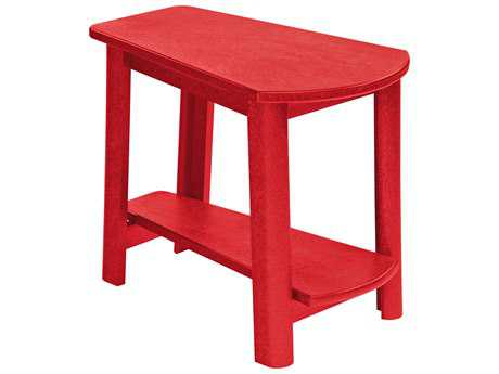 C.R. Plastic Generation Addy Side Table