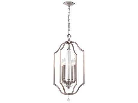 Crystorama Hugo Four-Light Pendant Light