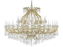 Crystorama Large Chandeliers Category