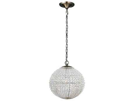 Crystorama Newbury Pendant Light