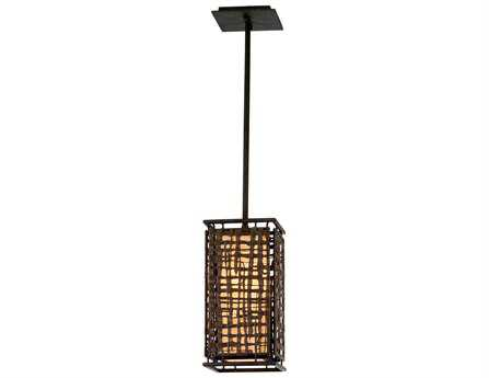 Corbett Lighting Shoji Bonsai Bronze Pendant