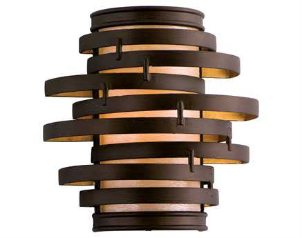 Corbett Lighting Vertigo Bronze Wall Sconce