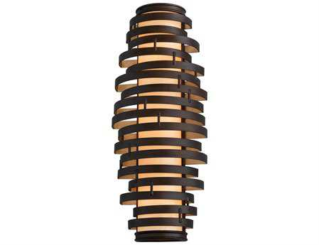 Corbett Lighting Vertigo Three-Light Bronze Wall