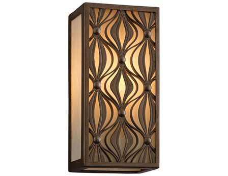 Corbett Lighting Mambo Two-Light Mambo Bronze Wall Sconce