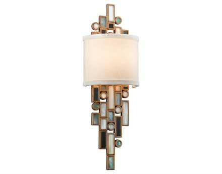Corbett Lighting Dolcetti Dolcetti Silver Wall Sconce