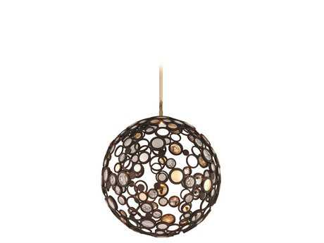 Corbett Lighting Fathom Bronze Pendant
