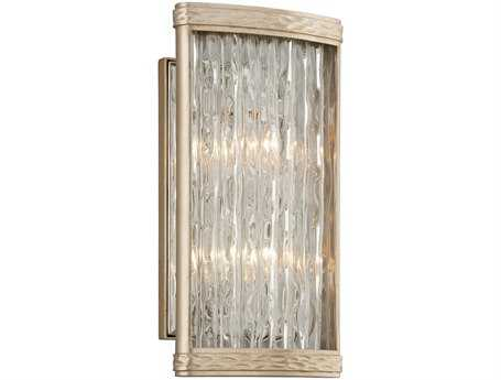 Corbett Lighting Pipe Dream Two-Light Gold Wall Sconce