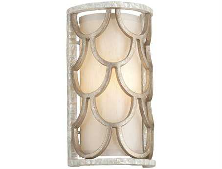 Corbett Lighting Koi Bronze Leaf Wall Sconce