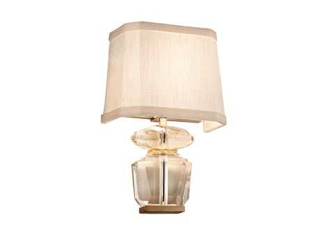 Corbett Lighting Queen Bee Two-Light Modern Silver Wall Sconce