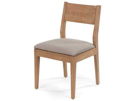 Caluco La.la. Teak Cushion Dining Chair