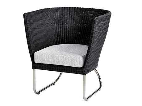 Caluco Hampton Wicker Lounge Chair