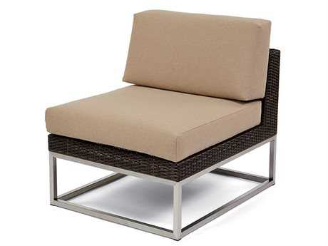Caluco Mirabella Wicker Cushion Modular Lounge Chair
