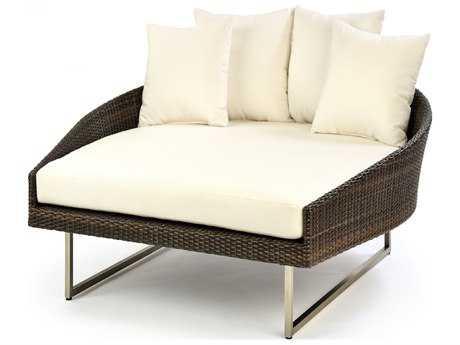 Caluco Mirabella Wicker Day Bed