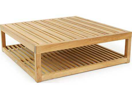 Caluco Cozy Shadow Teak Coffee Table