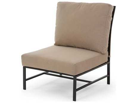 Caluco San Michelle Aluminum Cushion Modular Lounge Chair