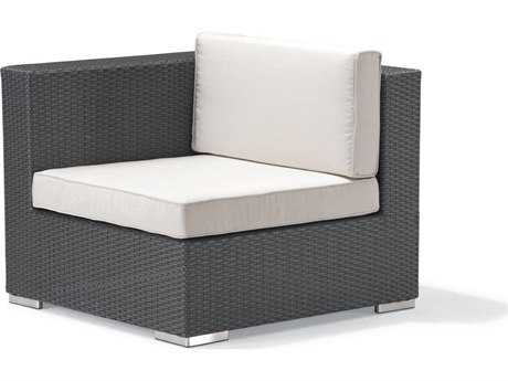 Caluco Dijon Wicker Sectional Right PatioLiving