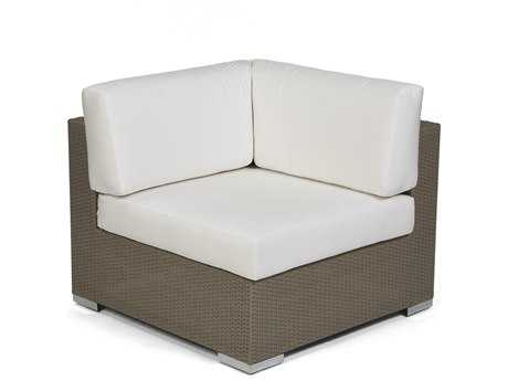 Caluco 10 Tierra Wicker Sectional Corner