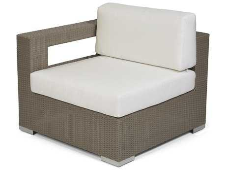 Caluco 10 Tierra Wicker Sectional Right