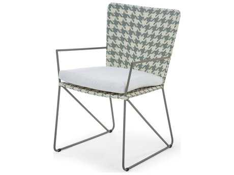 Caluco Encanto Steel Dining Arm Chair