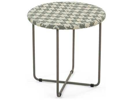 Caluco Encanto Steel 18 Round End Table