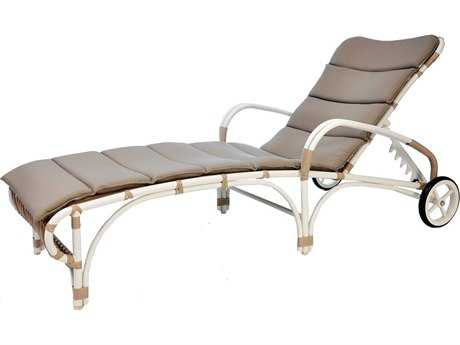 Caluco Alegria Aluminum Single Chaise