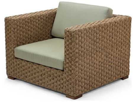 Caluco Artesano Wicker Club Chair