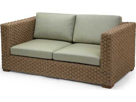 Caluco Artesano Wicker Loveseat