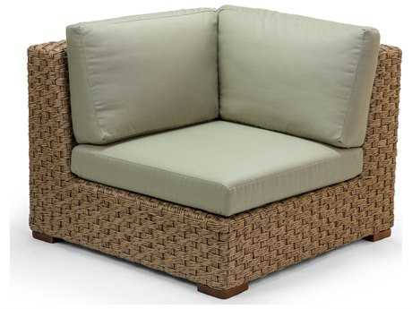 Caluco Artesano Wicker Sectional Corner Right and Left