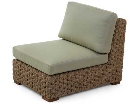 Caluco Artesano Wicker Sectional Middle