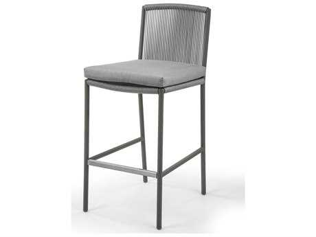 Caluco Felicidad Aluminum Bar Chair