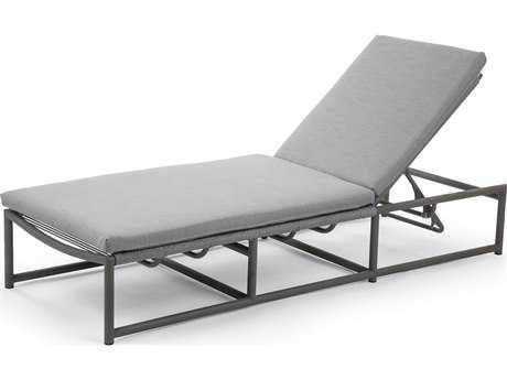 Caluco Felicidad Aluminum Single Chaise