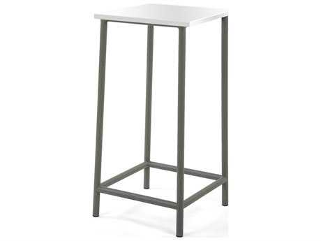 Caluco Felicidad Aluminum 32 Square Bar Table