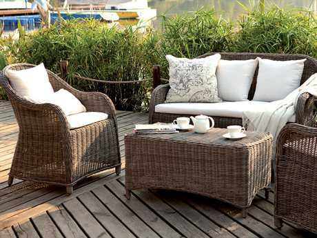 Caluco Amelie Wicker Lounge Set