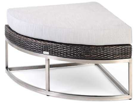 Caluco Mirabella Curved Ottoman Replacement Cushion
