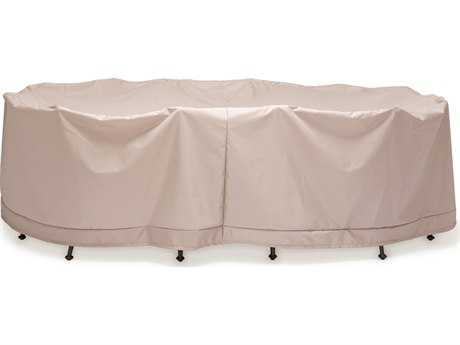 Caluco Table Cover 86W x 105D x 34H
