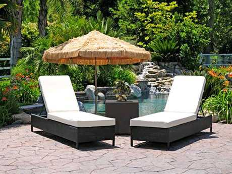 Caluco Dijon Wicker Lounge Cushion Set