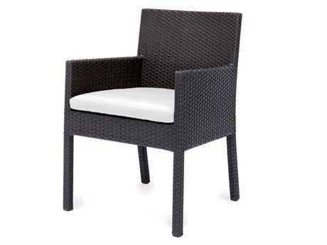 Caluco Dijon Wicker Dining Arm Chair