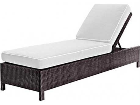 Caluco Dijon Wicker Chaise Lounge
